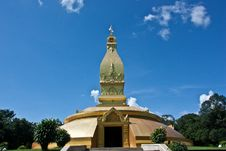 Free Thai Temple. Royalty Free Stock Images - 20786169