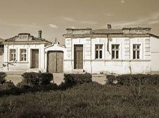 Free Old Houses Of Evpatoria, Crimea, Ukraine Stock Photography - 20786332