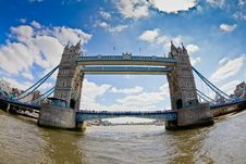 Free Tower Bridge Stock Photography - 20786782
