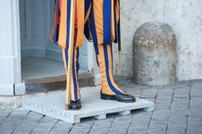 Free Swiss Guard Stock Photography - 20787452