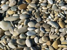 Free Stone Pebbles Royalty Free Stock Photos - 20787718