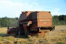 Free Summer Harvesting Stock Image - 20787751
