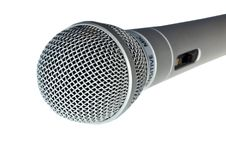 Free Microphone Royalty Free Stock Images - 20788999