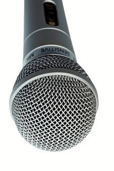 Free Microphone Stock Images - 20789024