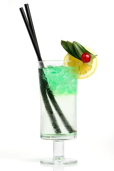 Refreshing Alcohol Drink Royalty Free Stock Image