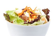 Free Mixed Salad Royalty Free Stock Photos - 20789698
