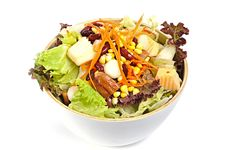 Free Mixed Salad Royalty Free Stock Photo - 20789755
