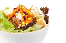 Free Mixed Salad Stock Images - 20789804