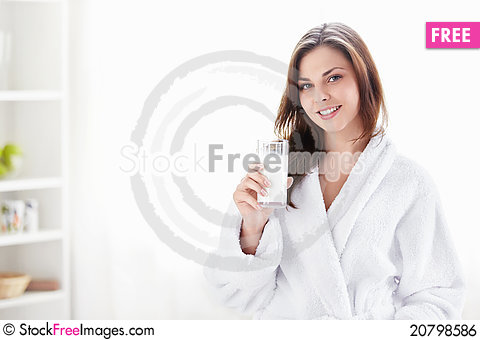 Free In The Kitchen Royalty Free Stock Image - 20798586