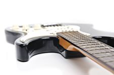 Free Electric Guitar Stock Photo - 20790050