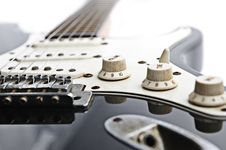 Free Electric Guitar Royalty Free Stock Photos - 20790218
