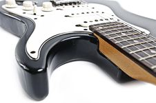 Free Electric Guitar Royalty Free Stock Photography - 20790617