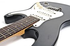 Free Electric Guitar Royalty Free Stock Photography - 20790697