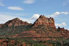 Free Mountains Of Sedona Stock Images - 20791124