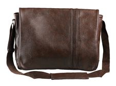 Free Brown Haversack Bag Royalty Free Stock Photo - 20791385