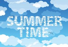 Free Summer Time Royalty Free Stock Photo - 20791535