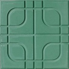 Free Green Floor Tile Royalty Free Stock Photos - 20791678