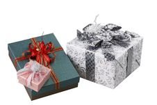 Free Colorful Gift Box Stock Images - 20791884
