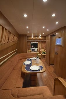 Italy, Luxury Yacht Rizzardi Technema 65  Stock Image