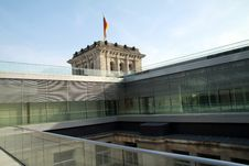 Free Reichstag, Berlin. Royalty Free Stock Images - 20792169