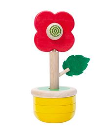 Free Wooden Toy Vase Royalty Free Stock Image - 20792286