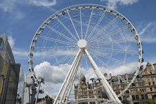Free Fairground Wheel8 Royalty Free Stock Photos - 20792358
