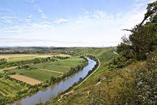 Free Beautiful Vineyard Landscape Stock Photos - 20792493