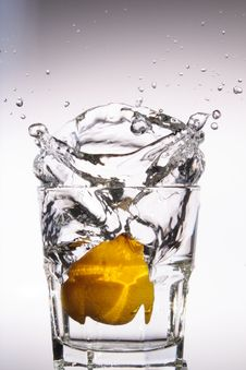 Free Glass Of Water Royalty Free Stock Image - 20792716