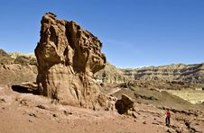 Free Geological Formation Of Timna Park, Israel Stock Photography - 20793012
