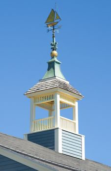 Weathervane Royalty Free Stock Photos