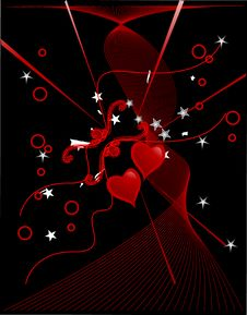 Abstract Love Stock Photography