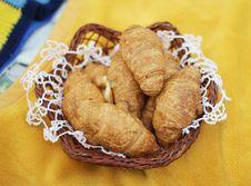 Free Croissant Royalty Free Stock Photos - 20794558
