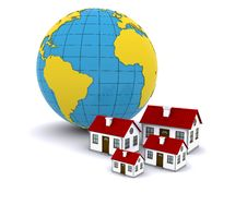 Free Worldwide Properties Stock Photo - 20795110