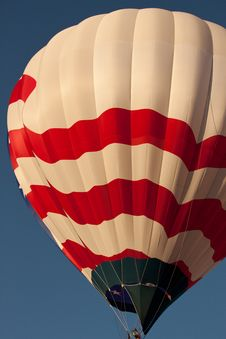 Free Red, White & Blue Balloon Stock Image - 20797751
