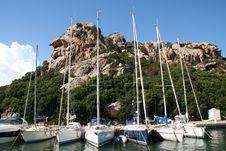 Free Yachts Berthing Stock Photos - 20798143