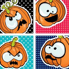 Free Pumkins Royalty Free Stock Images - 20799139