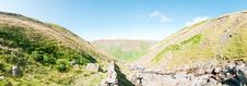 Free Lake District, In The Mountains - Panorama Royalty Free Stock Photography - 20799267