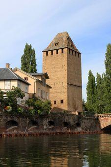 Free Tower, Strasbourg Stock Image - 20799291