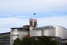 Free European Parliament, Strasbourg Stock Photography - 20799622