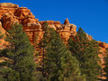 Free Sandstone Formations In Red Canyon Royalty Free Stock Photos - 2083738
