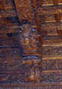 Free Woodcarving.Quito. Royalty Free Stock Photos - 2089628