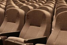 Free Auditorium Seating Stock Images - 2080674