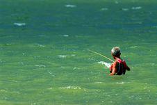 Free Fisherman Stock Images - 2083354