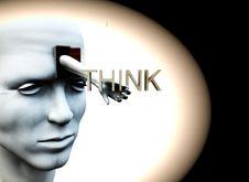 Free Think 25 Stock Photos - 2083363