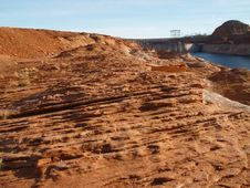 Free Rock Formation In The Glen Canyon Stock Photography - 2083642