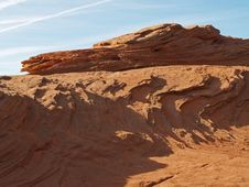 Free Rock Formation In The Glen Canyon Stock Images - 2083674