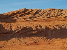 Free Rock Formation In The Glen Canyon Stock Photo - 2083680