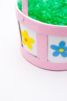Free Easter Basket Stock Photography - 2084502