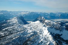 Free Mountains And Snow Royalty Free Stock Image - 2084536