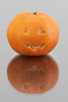 Free Carved Mandarin Royalty Free Stock Photo - 2084805